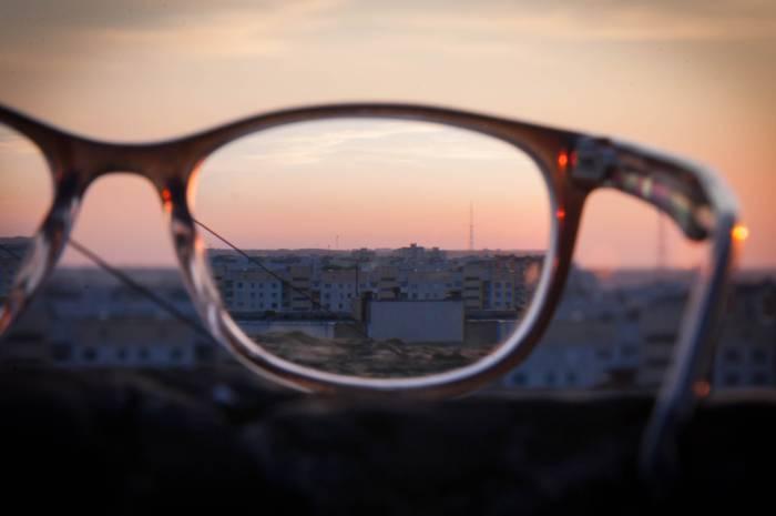Новый взгляд на город. Фото Анастасии Вереск