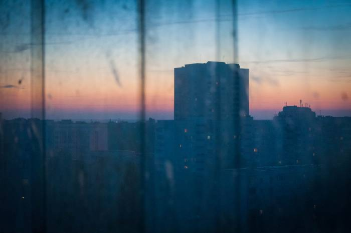 Урбанистическая мистика. Фото Анастасии Вереск