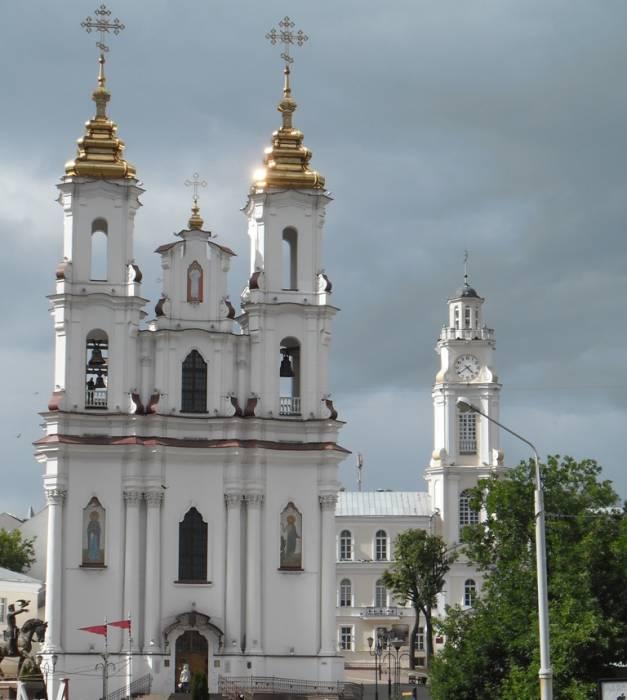 витебск, свято-воскресенская церковь