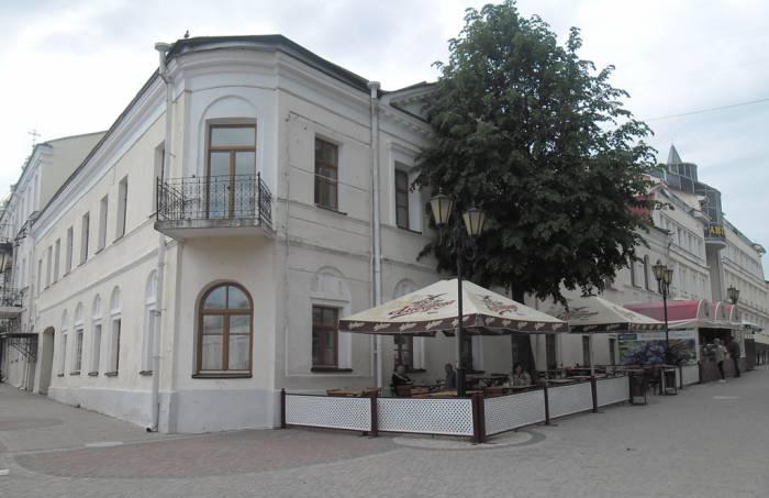 витебск, суворова 12, памятник архитектуры