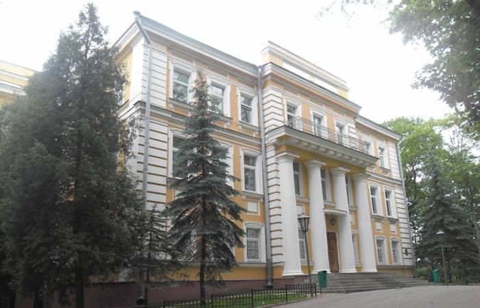 витебск, дворец губернатора
