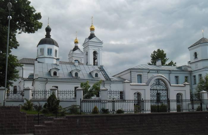 витебск, свято-покровский собор