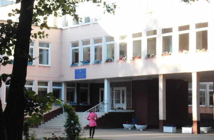 витебск, гимназия №8