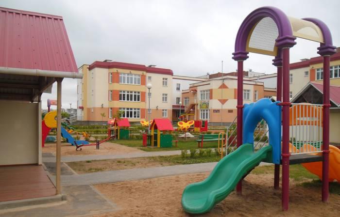 витебск, детский садик, сад на медцетре