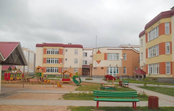 витебск, детский садик, сад на медцентре