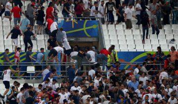 Марсель, футбол, Евро-2016, фанаты, хулиганы, Корженевский