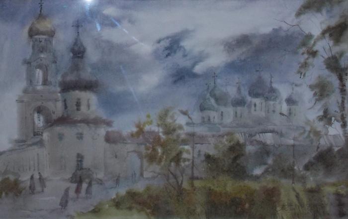 Колодяжная, монастырь, православие, Корженевский