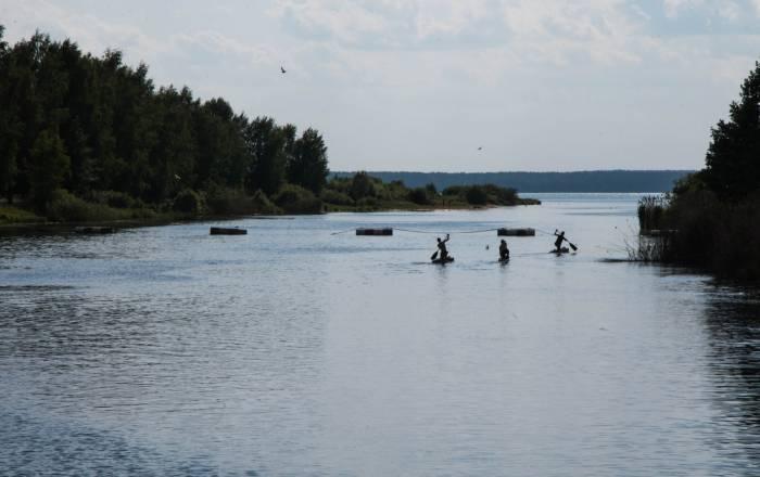 ... или река. Фото Анастасии Вереск