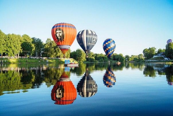 Великие луки фестиваль шаров