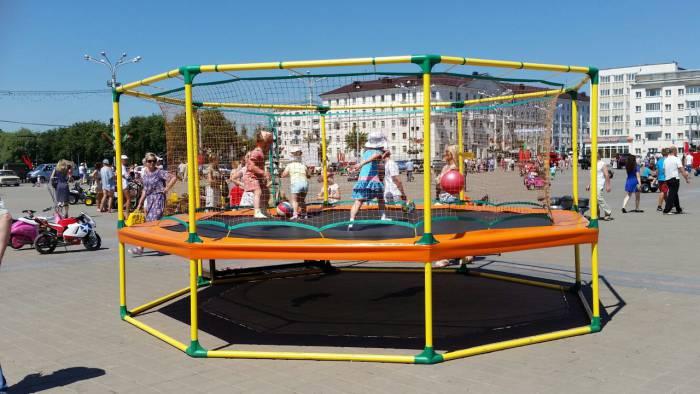 Скачем-скачем-скачем! Фото: Аля Покровская