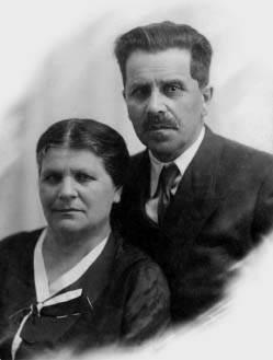 Родители писателя. Источник fantlab.ru