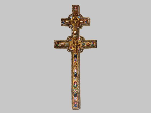 Крест Евфросинии Полоцкой. Фото mogilevnews.by