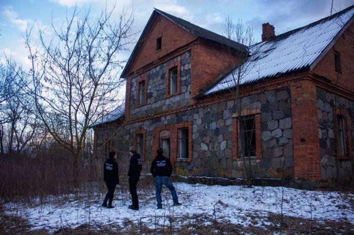 """В вашем доме поселился """"замечательный"""" сосед? Охотники за призраками помогут! Фото Дмитрия Никулина"""