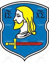 Герб Витебска, данный городу согласно привилею на магдебургское право. Фото geraldika.by