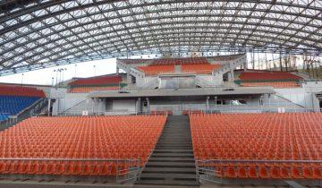 Летний амфитеатр готовится принять гостей. Фото: Евгения Москвина