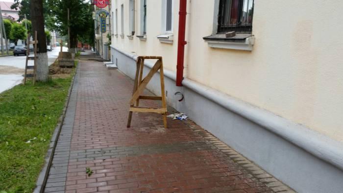 Стройка повсюду! Фото: Аля Покровская