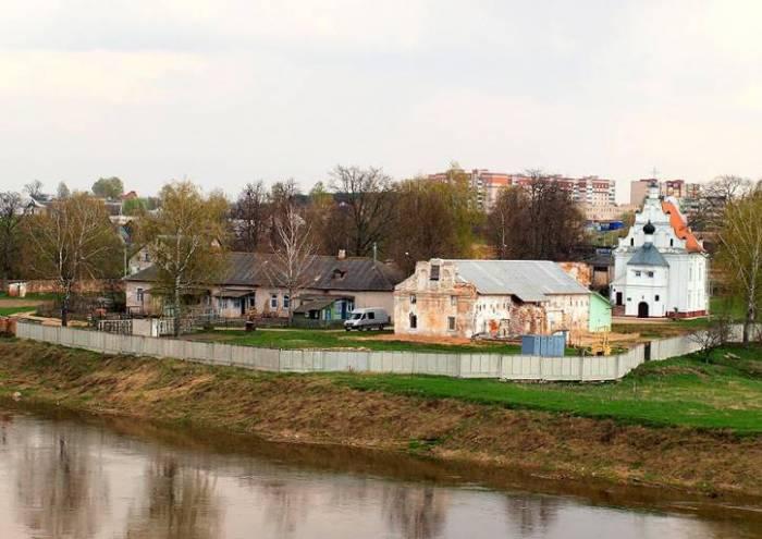 Кутеинский монастырь в Орше. Фото radzima.org