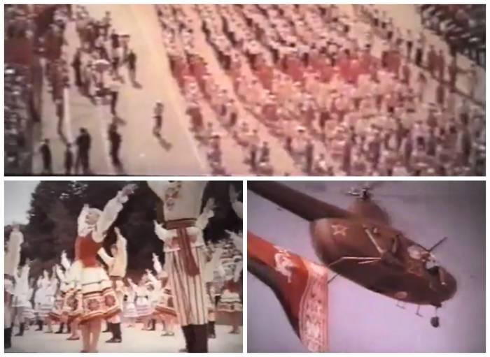 """Размах меньше, а виды все те же. Кадры из фильма """"Город моей судьбы"""" (1974), коллаж автора"""
