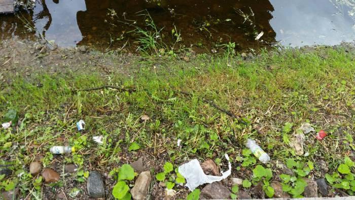 Генеральная уборка ее предстоит. Фото: Аля Покровская