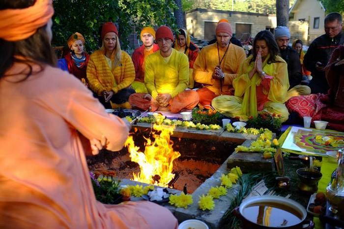 Натхи, ритуал, традиция, Корженевский