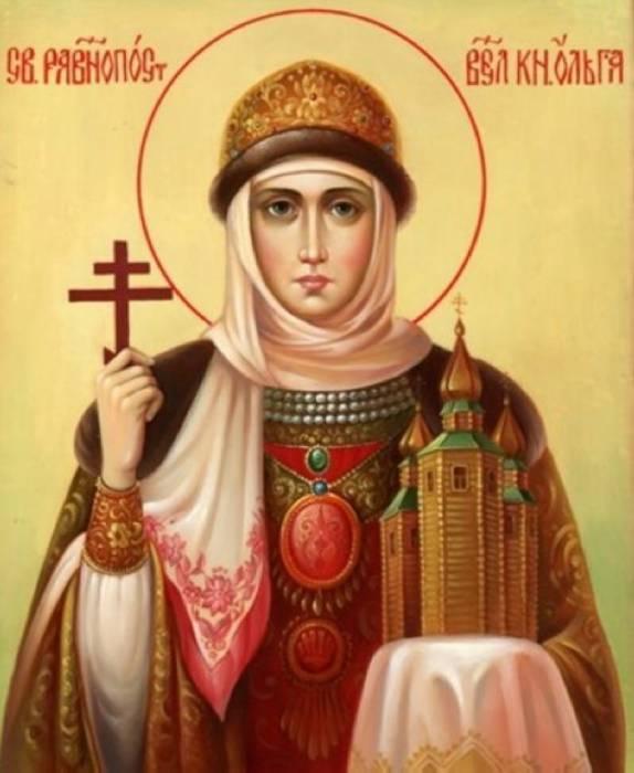 Икона святой равноапостольной княгини Ольги. Фото inconexpo.ru
