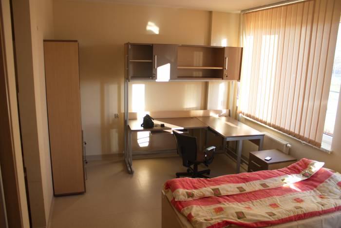 общежитие, польша, зелена гура