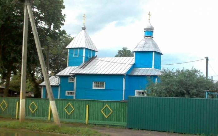 лепель, церковь Праскевы Пятницы