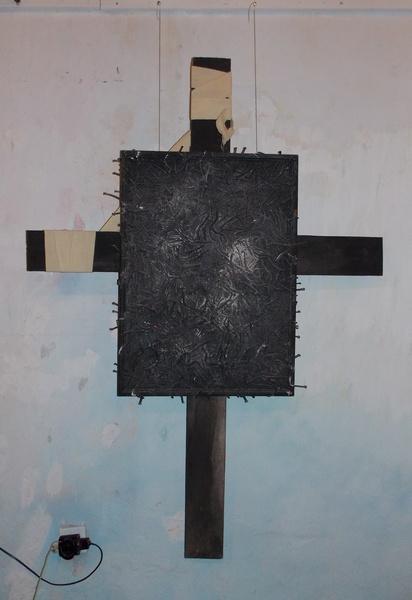 Вышка, война, крест, Витебск, объект, Корженевский