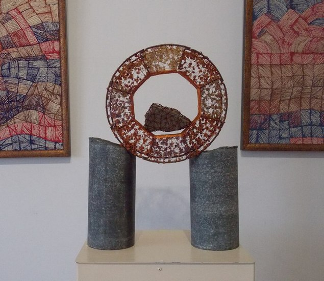Рудавска, арт-объект, выставка, Витебск