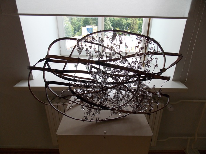 Рудавска, арт-объект, Витебск, выставка