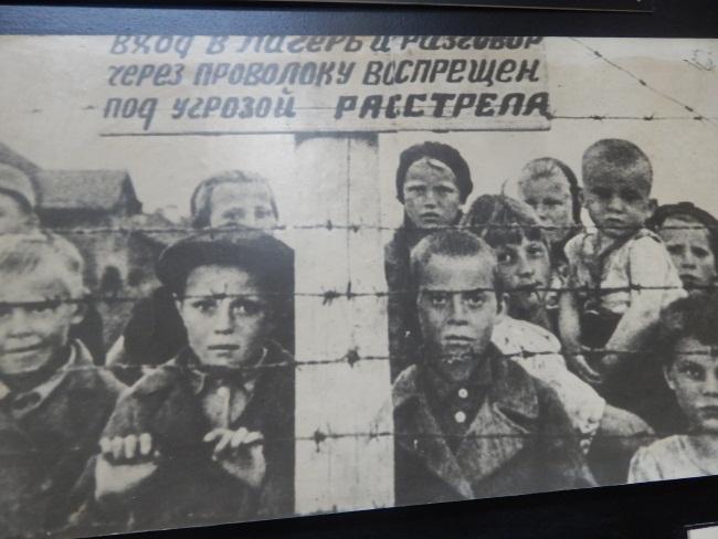 дети, война, концлагерь
