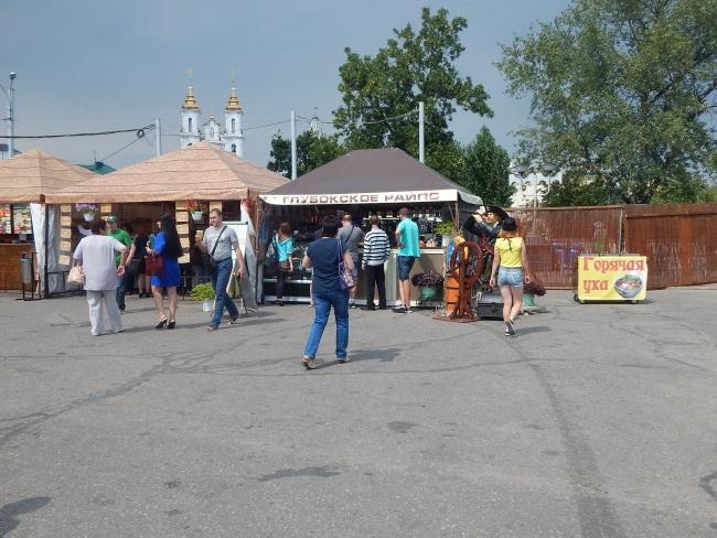 торговля, славянский базар
