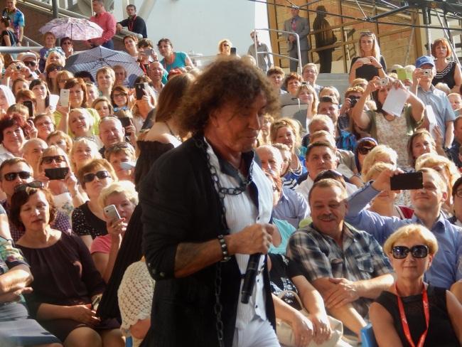 концерт Валерия Леонтьева, Славянский базар-2016 в Витебске