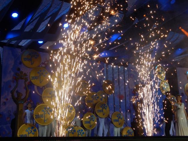 Славянский базар, церемония закрытия