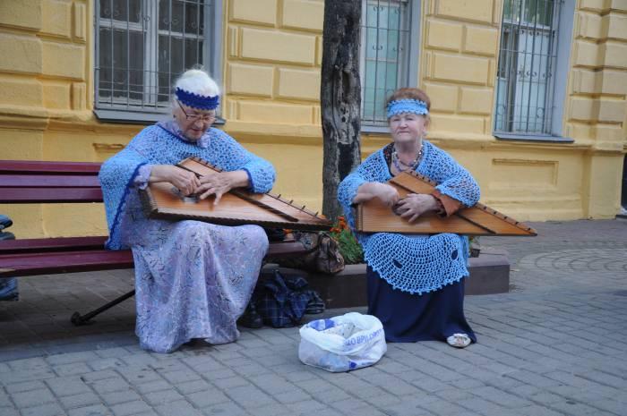 На улице Суворова. Фото Анастасии Вереск