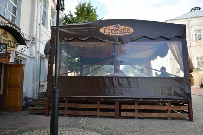 Кофейня в Витебске