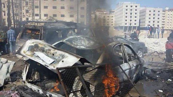 Дамаск. Сирия. Фото news-front.info