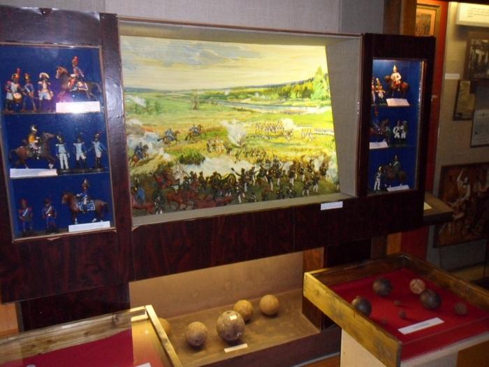 диорама, Бешенковичи, музей, Горбунов, пластика, миниатюра, Корженевский
