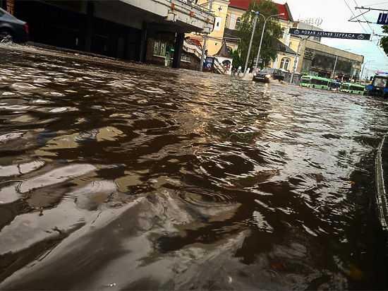 город Минск. Фото из социальной сети twitter.com