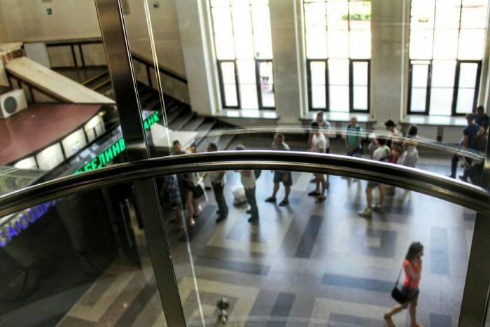 Лифт,вокзал, Витебск