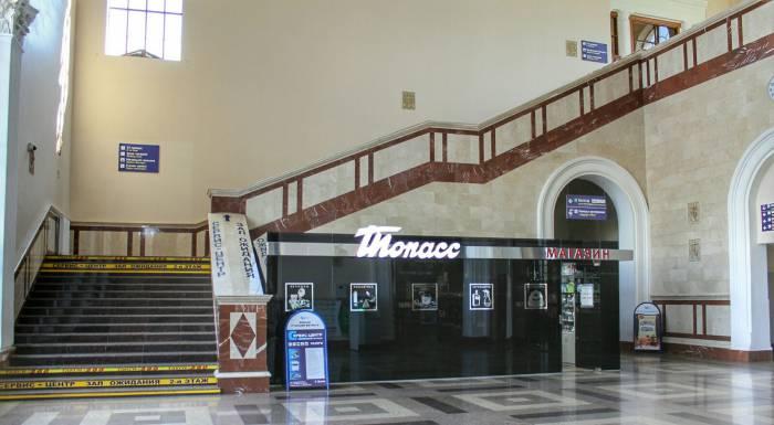 Лифт, вокзал,Витебск
