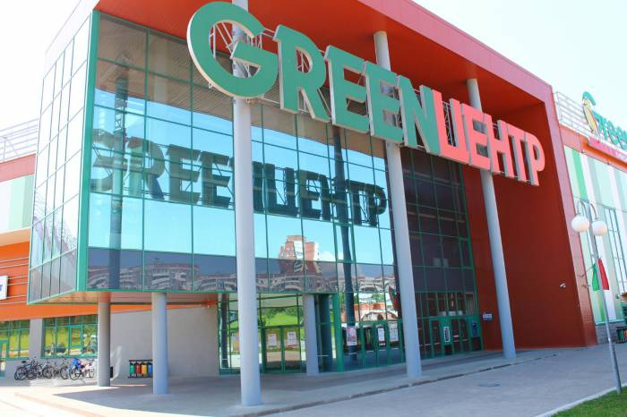Зеленый -значит чистый. Фото Анастасия Раймонд