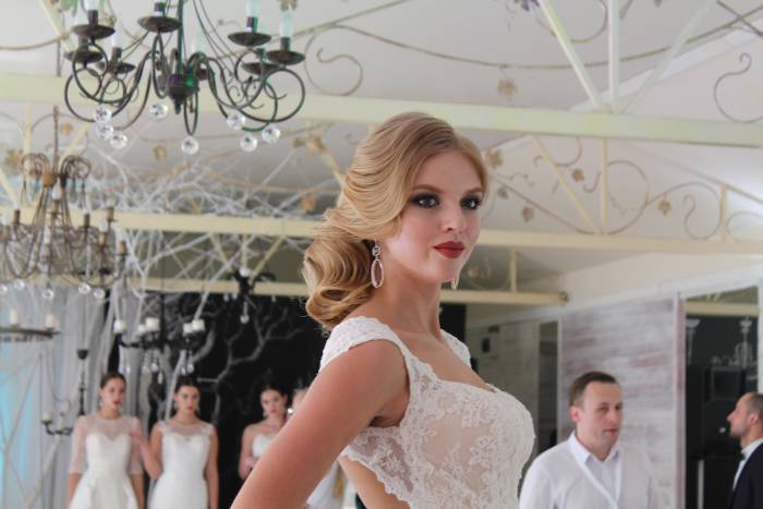 свадьба, фото, невеста, прическа