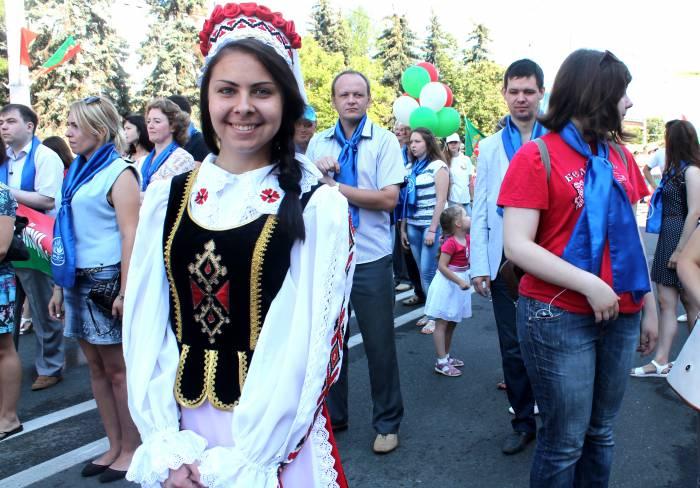 площадь победы, витебск, день независимости