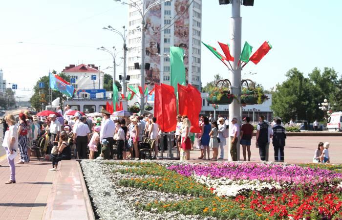 площадь победы, витебск