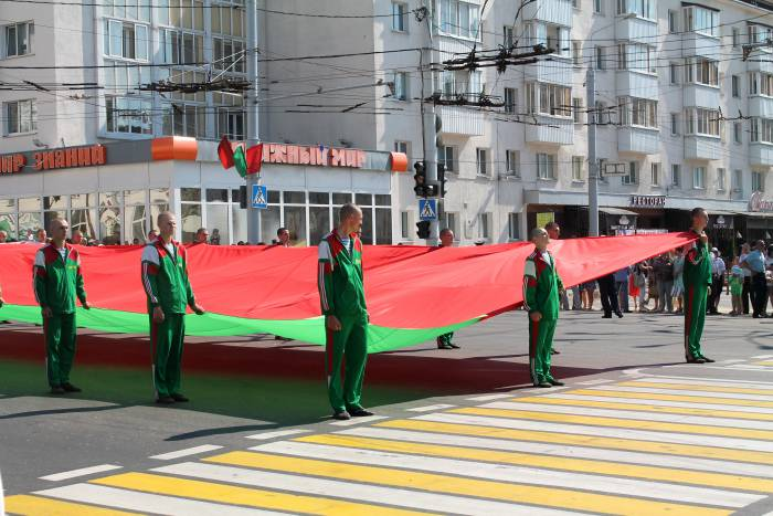 флаг, витебск