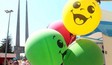 шарики, день независимости, витебск