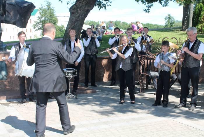оркестр, фестиваль, витебск