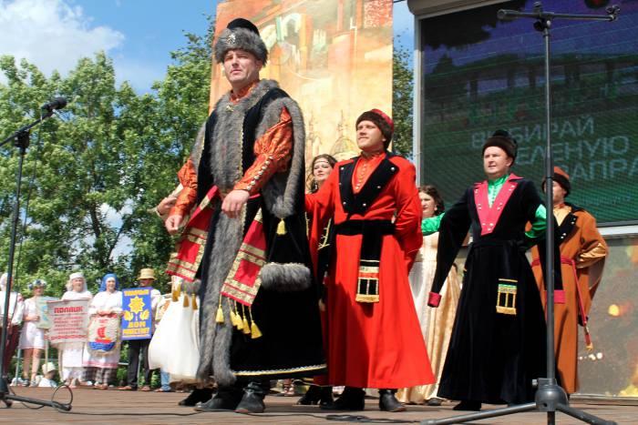славянка, фестиваль, костюмы