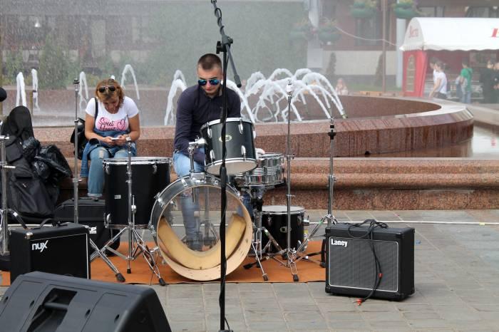 день молодежи, фестиваль, витебск
